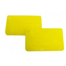 Купить Акрил (оргскло) литий 3 мм, жовтий