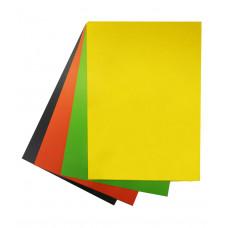 3 мм ПВХ спінений жовтий PromoFoam