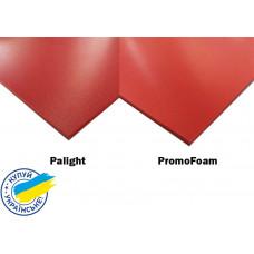 3 мм ПВХ спінений червоний PromoFoam