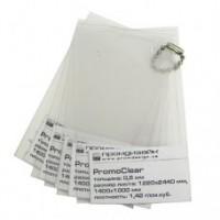 0,4 мм ПВХ прозрачный PromoClear