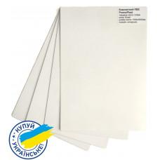 0,8 мм ПВХ компактный белый PromoPlast