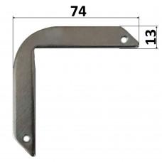 Клик-профиль 32 мм крепеж-угол (угловой коннектор)