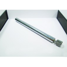 Металлические 8d*4мм*12мм*75мм, хром (комплект 4 шт)