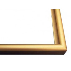 Профиль Nielsen P2 002, матовое золото (готовые куски)