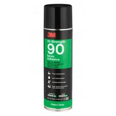 Клей-спрей 3M™ Scotch-Weld 90 суперпрочный, 500 мл, 350 грамм