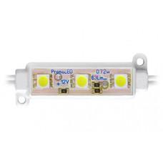 Купить Кластери 3 эл. SMD 3528 (21 lm, 120°, 12V), білий