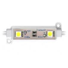 Кластери 2 эл. SMD 5050 (42 lm, 120°, 12V), білий