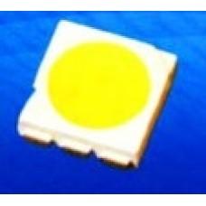 Светодиод 1700-2200 mcd, 120°, белый