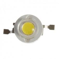Светодиод 1 Вт, 30-40 lm, желтый