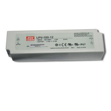 Блок питания 100 Вт IP67 8,5А пластик