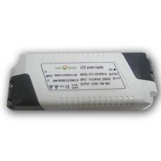 Блок питания 30 Вт IP20 2,5А пластик