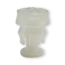 Держатель для объемных букв, маленький, 20 мм (АБС)