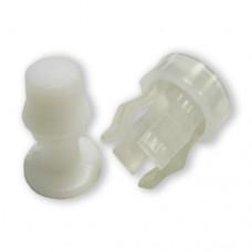 Держатель для объемных букв, малый, 38 мм (полистирол)