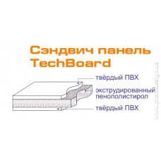 5 мм Techboard, белый