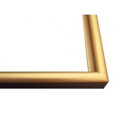 Профиль аналог P2, в защитке, матовое золото