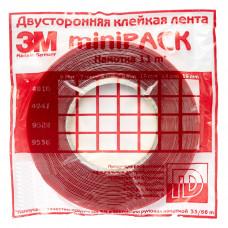 4910 — двусторонний скотч 3М™ (мини-упаковка)