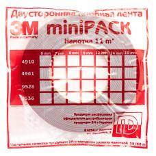 4941 — двусторонний скотч 3М™ (мини-упаковка)