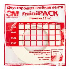 9536 — двусторонний скотч 3М™ (мини-упаковка)