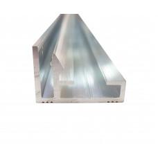 Профіль PromoTex, рамка, анод, 18 мм, 6 м (під ущільнювач)