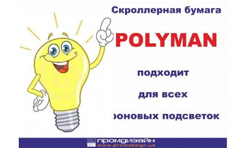 POLYMAN paper!