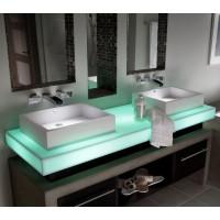 Раковини CORIAN® для ванних кімнат