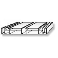 Пластикова система 4 (Квадро) для лайтбоксів