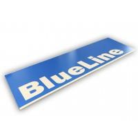 Спінений ПВХ BlueLine білий
