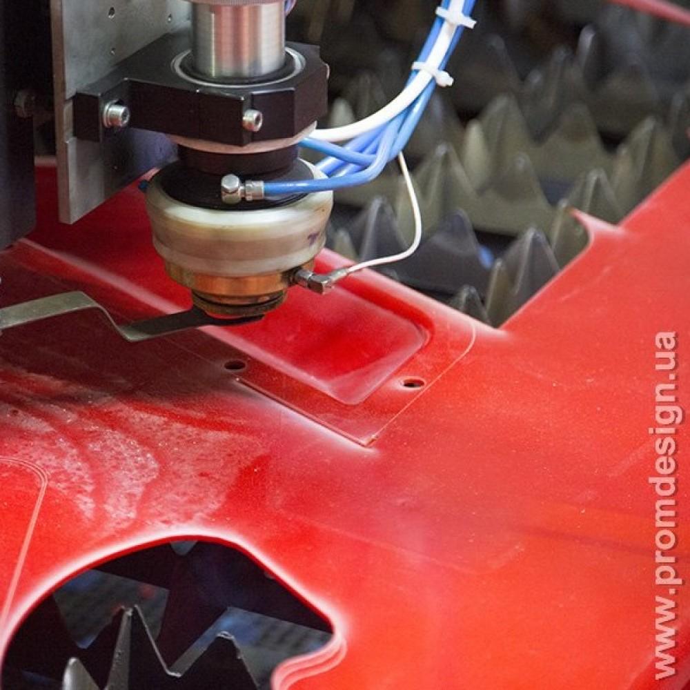 Лазерна різка та гравірування матеріалів